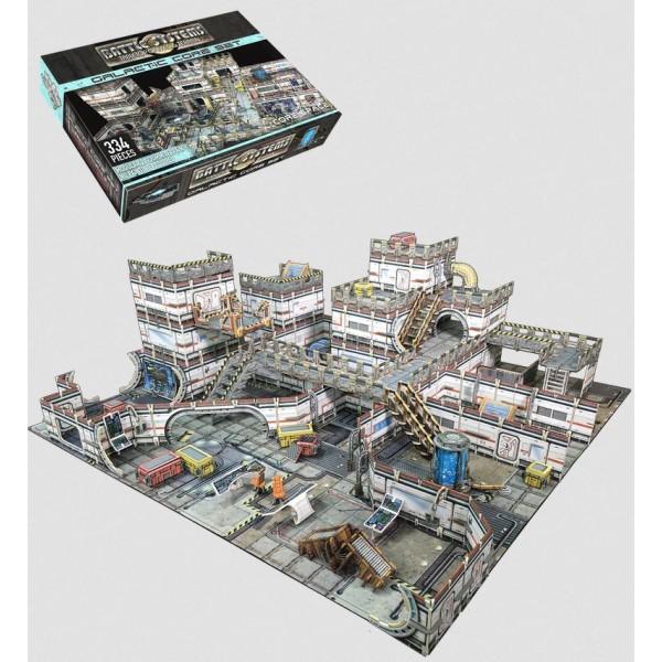 Battle Systems - Sci-Fi Terrain - Galactic Core Set