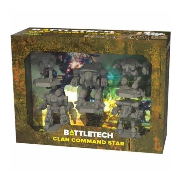 Battletech - Clan Command Star