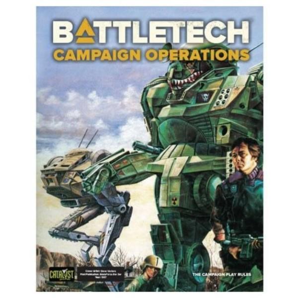 Battletech - Campaign Operations