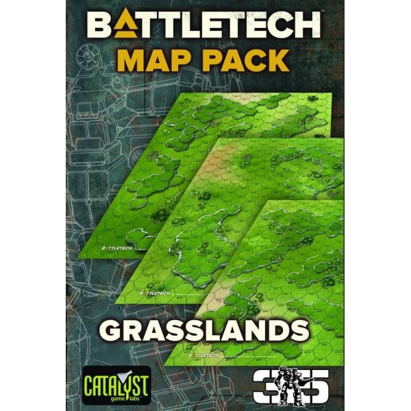 Battletech - Map Set - Grassland