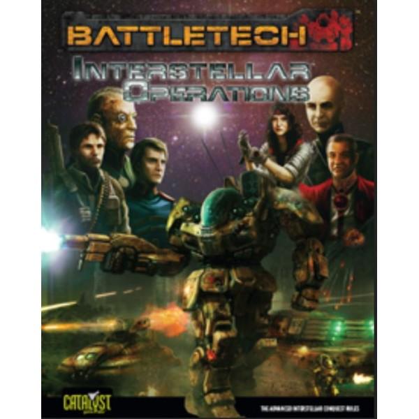 Battletech - Interstellar Operations