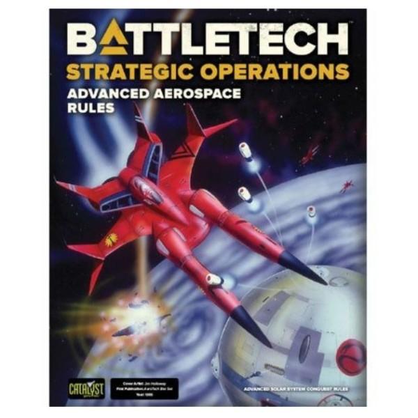 Battletech -Strategic Operations - Advanced Aerospace Rules