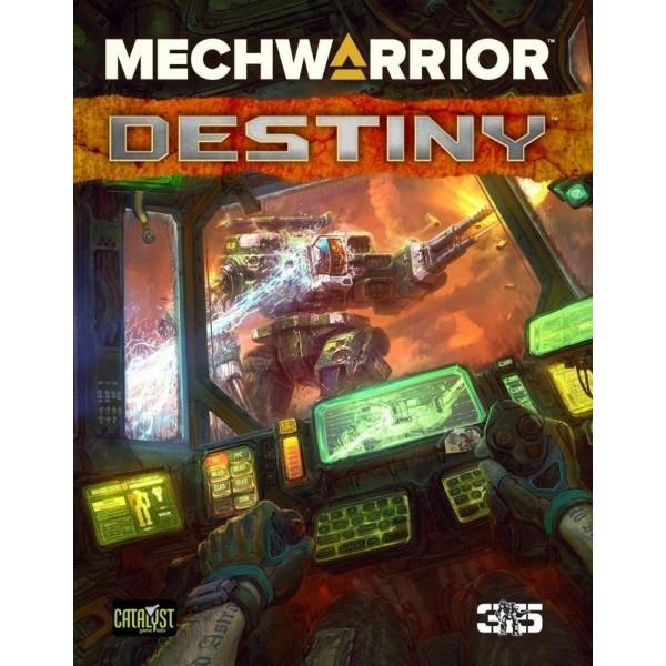 MechWarrior - Destiny
