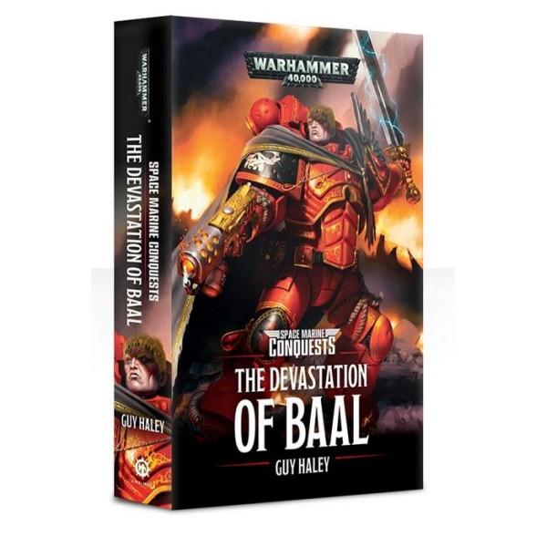 Black Library - 40k Novels: Space Marine Conquests - Devastation Of Baal