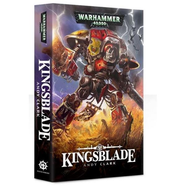 Black Library - 40k Novels: Kingsblade