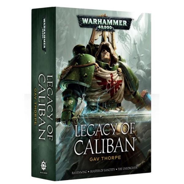 Black Library - 40k Novels: Legacy Of Caliban - The Omnibus