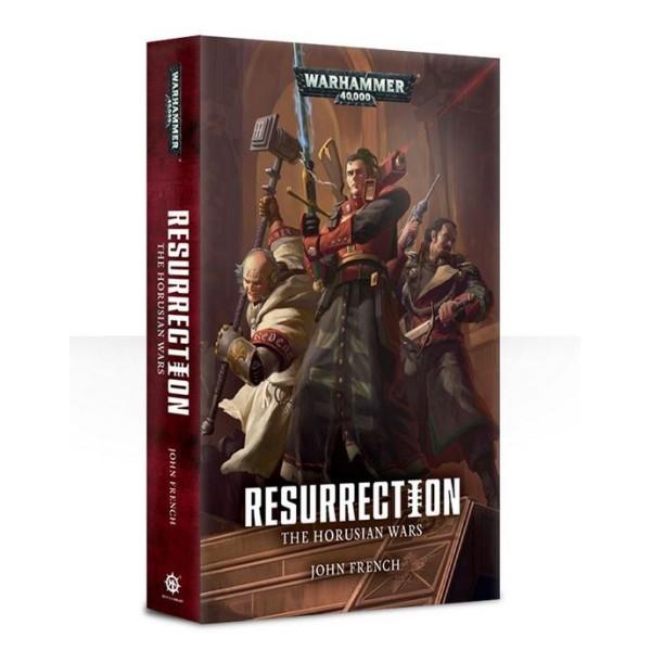 Black Library - 40k Novels: The Horusian Wars - Resurrection