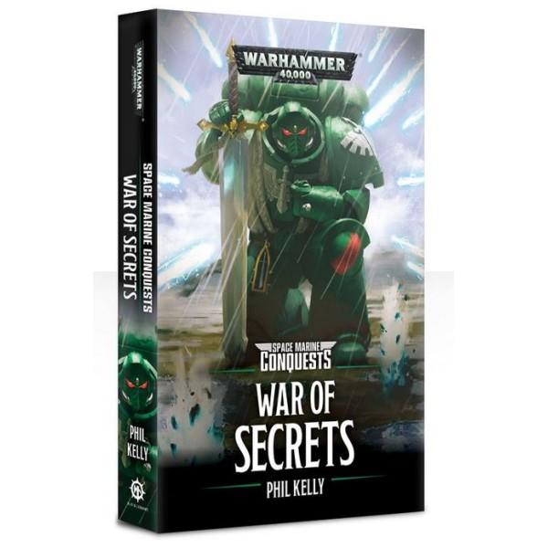 Black Library - 40k Novels: Space Marine Conquests - War of Secrets
