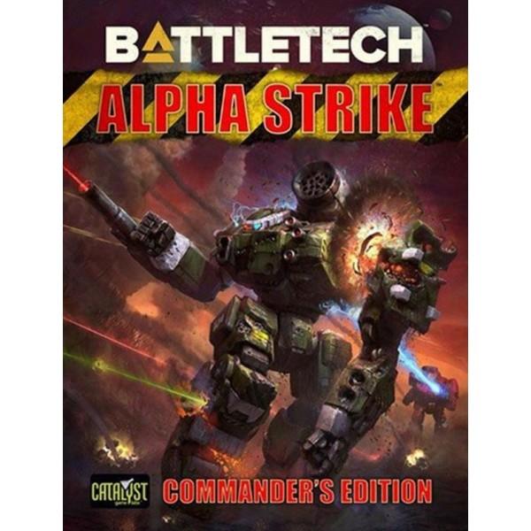 Battletech - Alpha Strike - Commander's Edition
