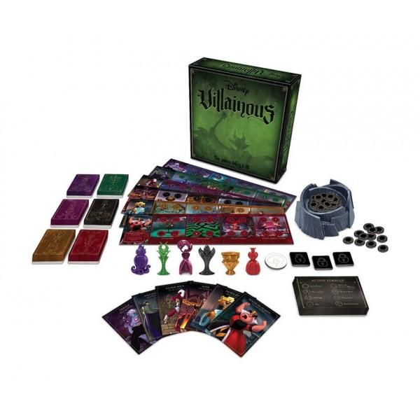 Disney - Villainous Board Game