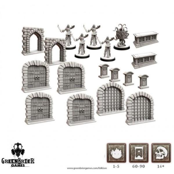 Folklore - Terrain (Miniatures Pack)