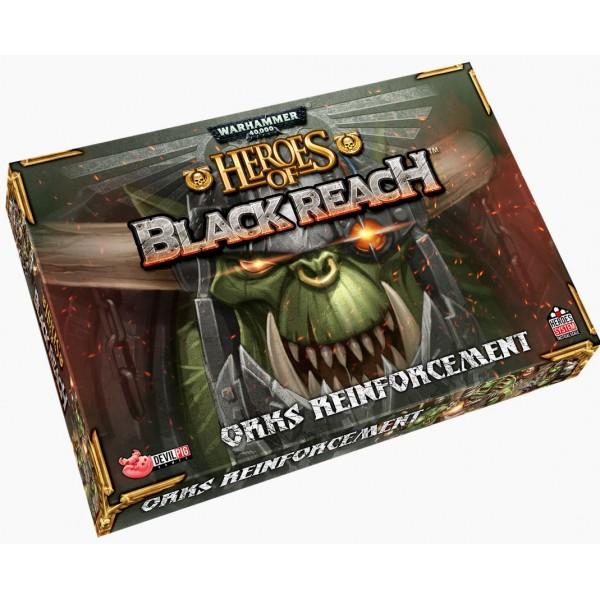 Warhammer 40k - Heroes of Black Reach - Ork Reinforcements