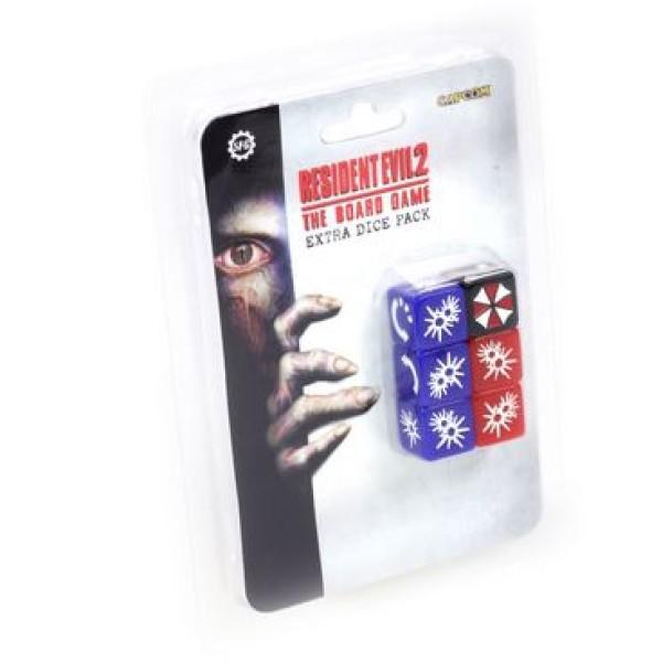 Resident Evil 2 - Extra Dice Set