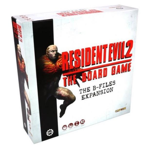 Resident Evil 2 - B Files Expansion