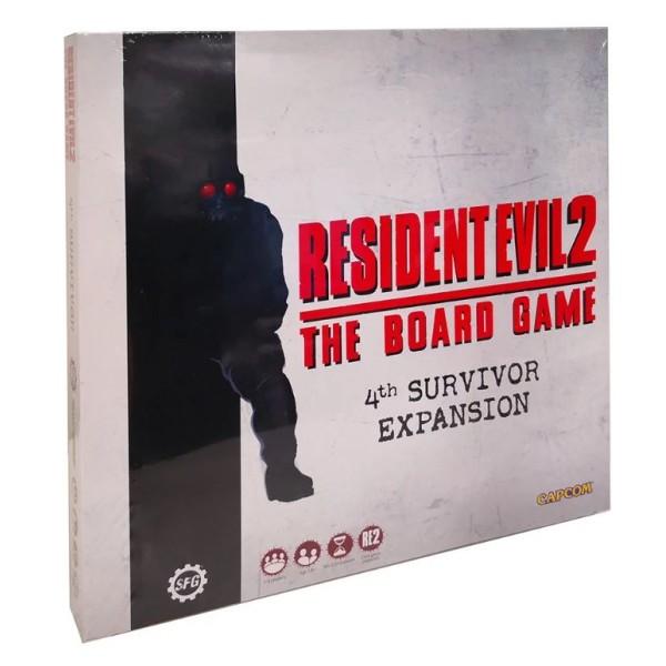 Resident Evil 2 - The 4th Survivor Expansion