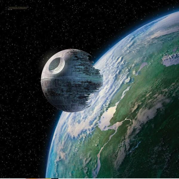 Star Wars - X-Wing Miniatures Game - Death Star II Playmat
