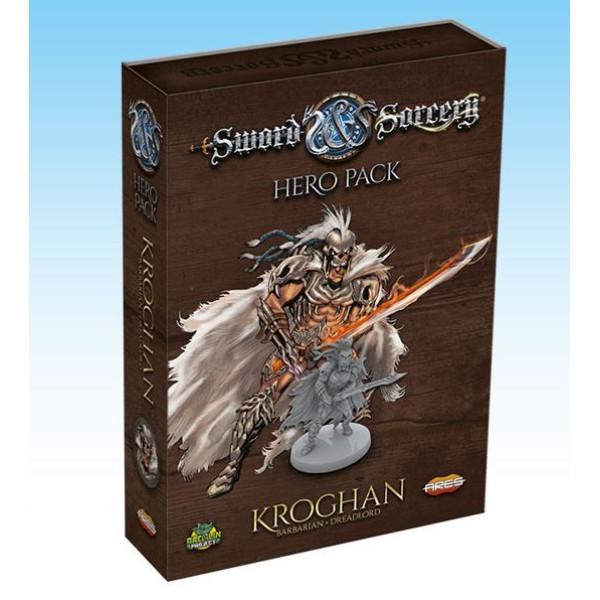 Sword & Sorcery - Kroghan - Hero Pack