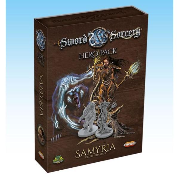 Sword & Sorcery - Samyria - Hero Pack