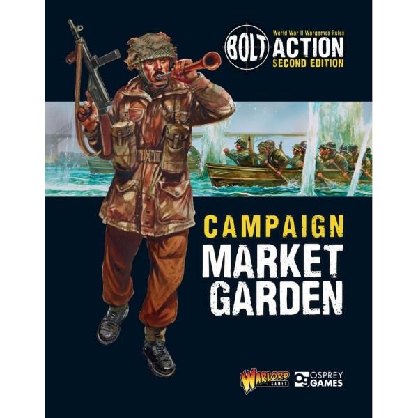 Bolt Action - Campaign Book - Market Garden