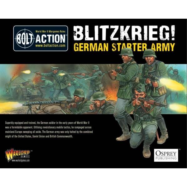 Bolt Action - German Blitzkrieg - Starter Army (1000 pts)