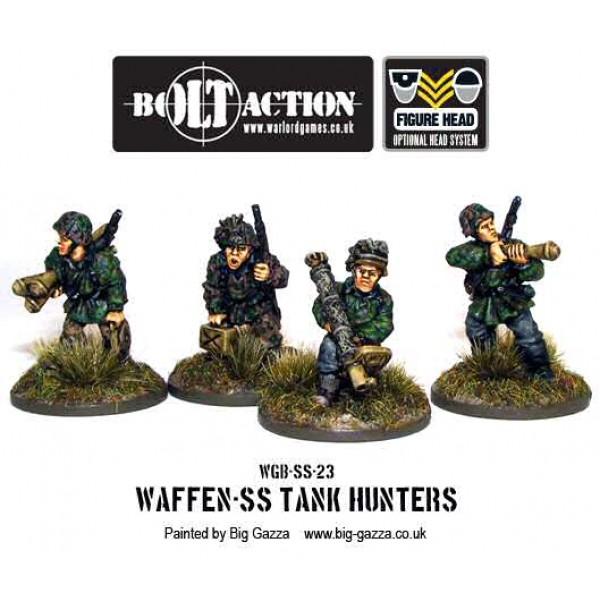 Bolt Action - Germany - Waffen SS Tank Hunters