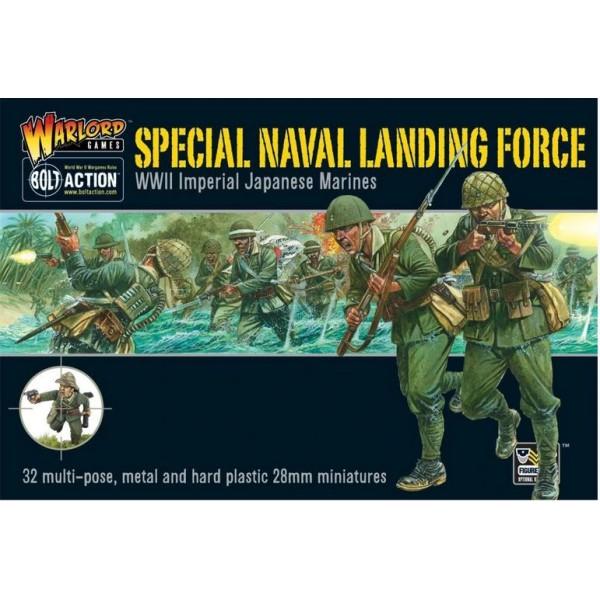 Bolt Action - Japan - Japanese Special Naval Landing Force