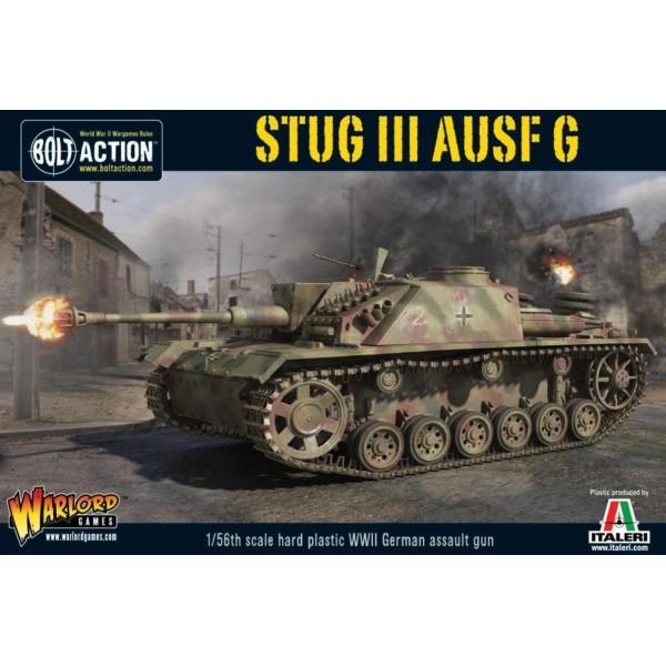 Bolt Action - Germany - Stug III ausf G or StuH-42