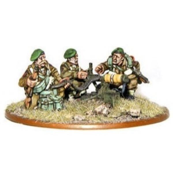 Bolt Action - British - Commando Vickers HMG Team
