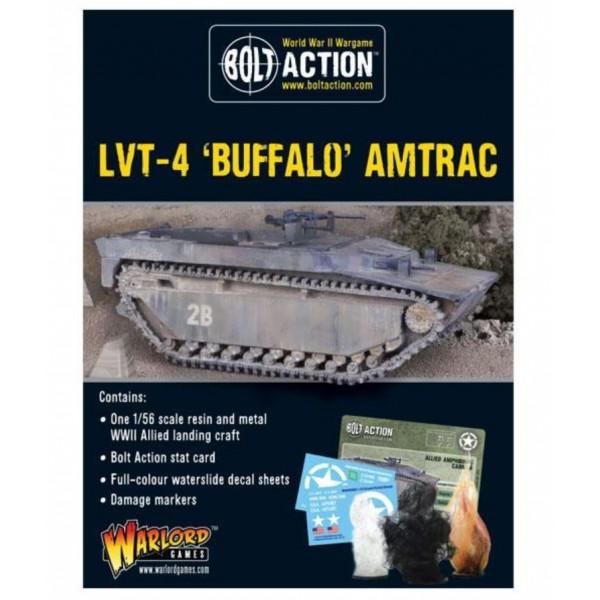 """Bolt Action - US - Allied LVT-4 """"Buffalo"""" Amtrac"""