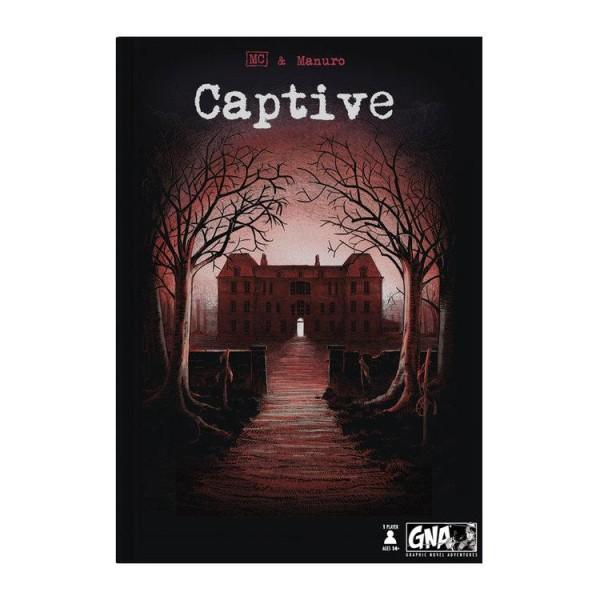 Graphic Novel Adventures - Vol 1: Captive