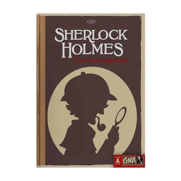 Graphic Novel Adventures - Vol 5: Sherlock Holmes HC