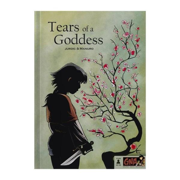 Graphic Novel Adventures - Vol 2: Tears of a Goddess HC