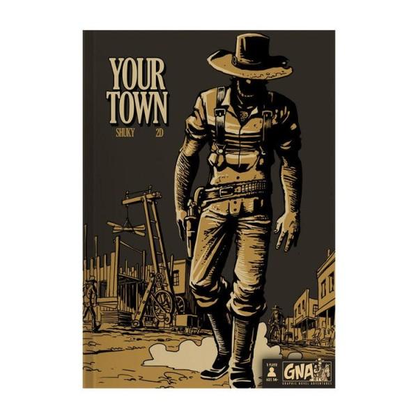 Graphic Novel Adventures - Vol 4: Your Town HC