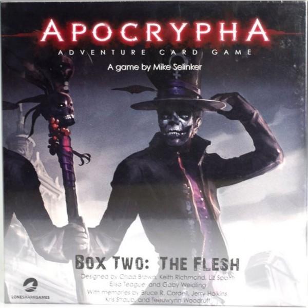 Apocrypha - Adventure Card Game - Box 2 - The Flesh