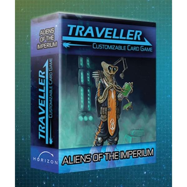 Traveller CCG - Aliens of the Imperium Expansion