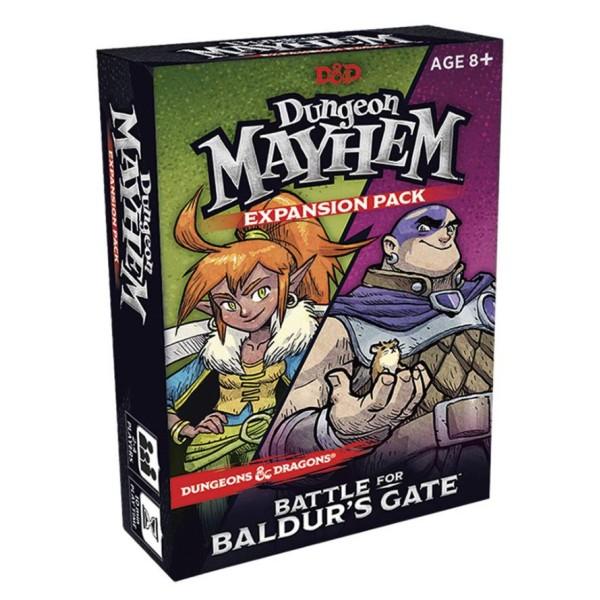 D&D - Dungeon Mayhem - Battle for Baldurs Gate Expansion
