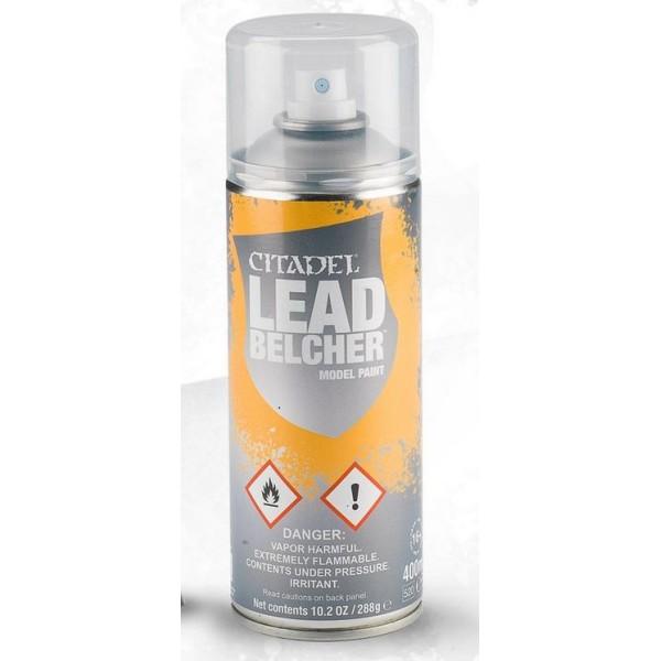 Games Workshop - Leadbelcher Spray - In Store only
