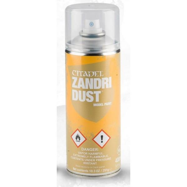 Games Workshop - Zandri Dust Spray - In Store only