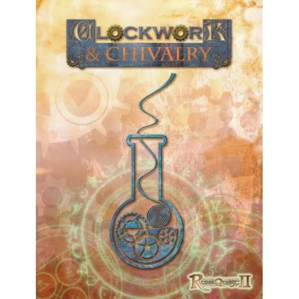 Clockwork & Chivalry  - RuneQuest II - Alternate History (Clearance)
