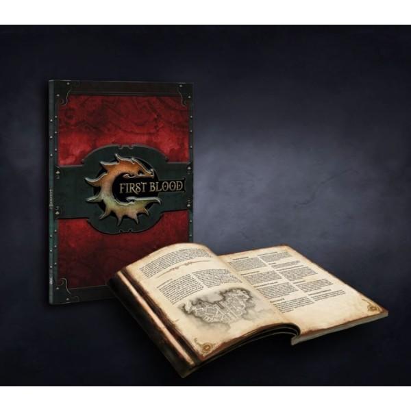 Conquest - First Blood Skirmish Game - Rulebook