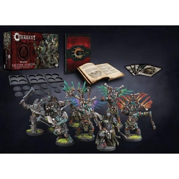 Conquest - First Blood Skirmish Game - Wadrhun Starter Set