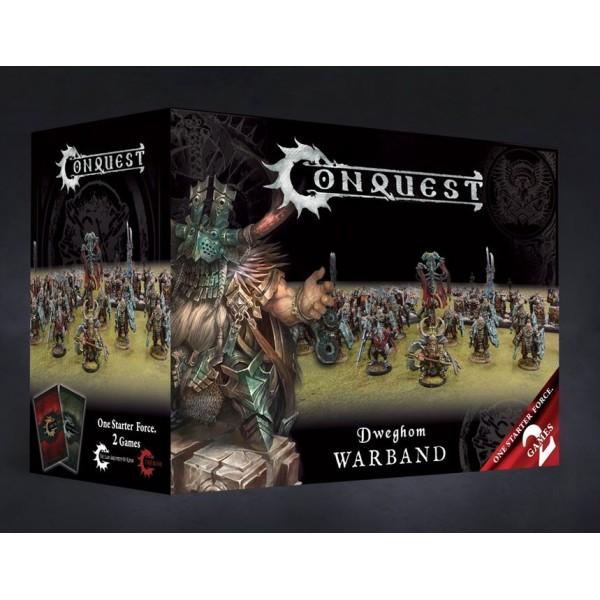 Conquest - The Last Argument of Kings - Warband Set - Dweghom