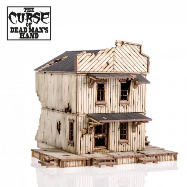 4Ground Terrain - Wild West - The Curse - Cursed House 3