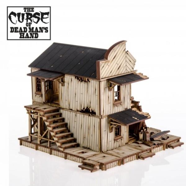 4Ground Terrain - Wild West - The Curse - Cursed House 4