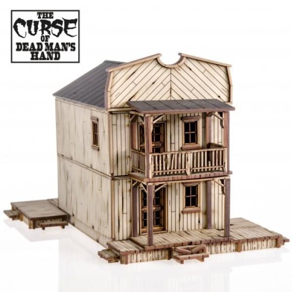 4Ground Terrain - Wild West - The Curse - Cursed House 6