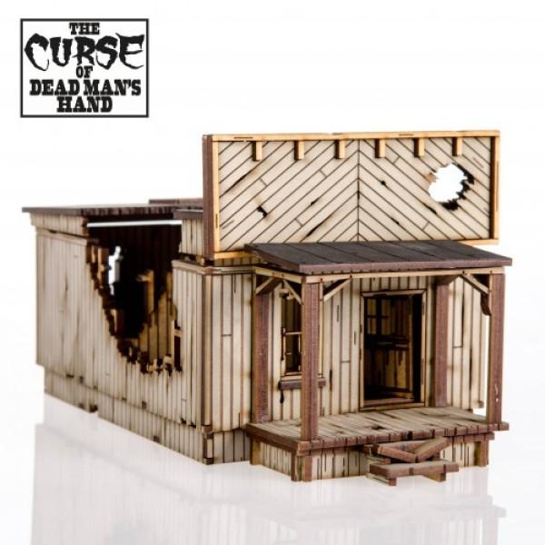 4Ground Terrain - Wild West - The Curse - Cursed House 2