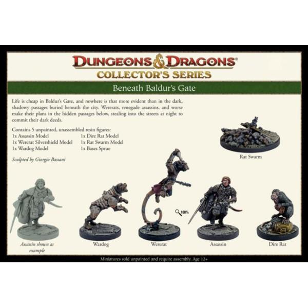 D&D - Collector's Series - Beneath Baldur's Gate