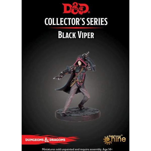 D&D - Collector's Series - Waterdeep - Black Viper