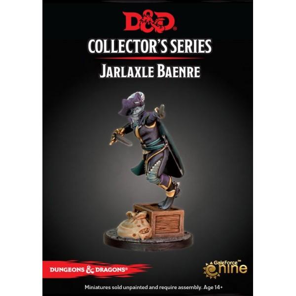 D&D - Collector's Series - Waterdeep - Jarlaxle Baenre