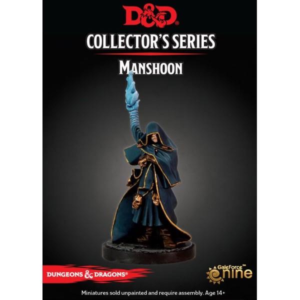 D&D - Collector's Series - Waterdeep - Manshoon